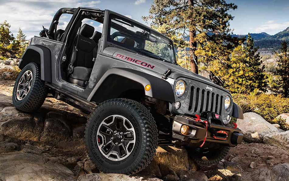 Take the Doors off a Jeep Wrangler