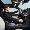 2015 Dodge Charger SXT interior driver Chevrolet Impala comparison
